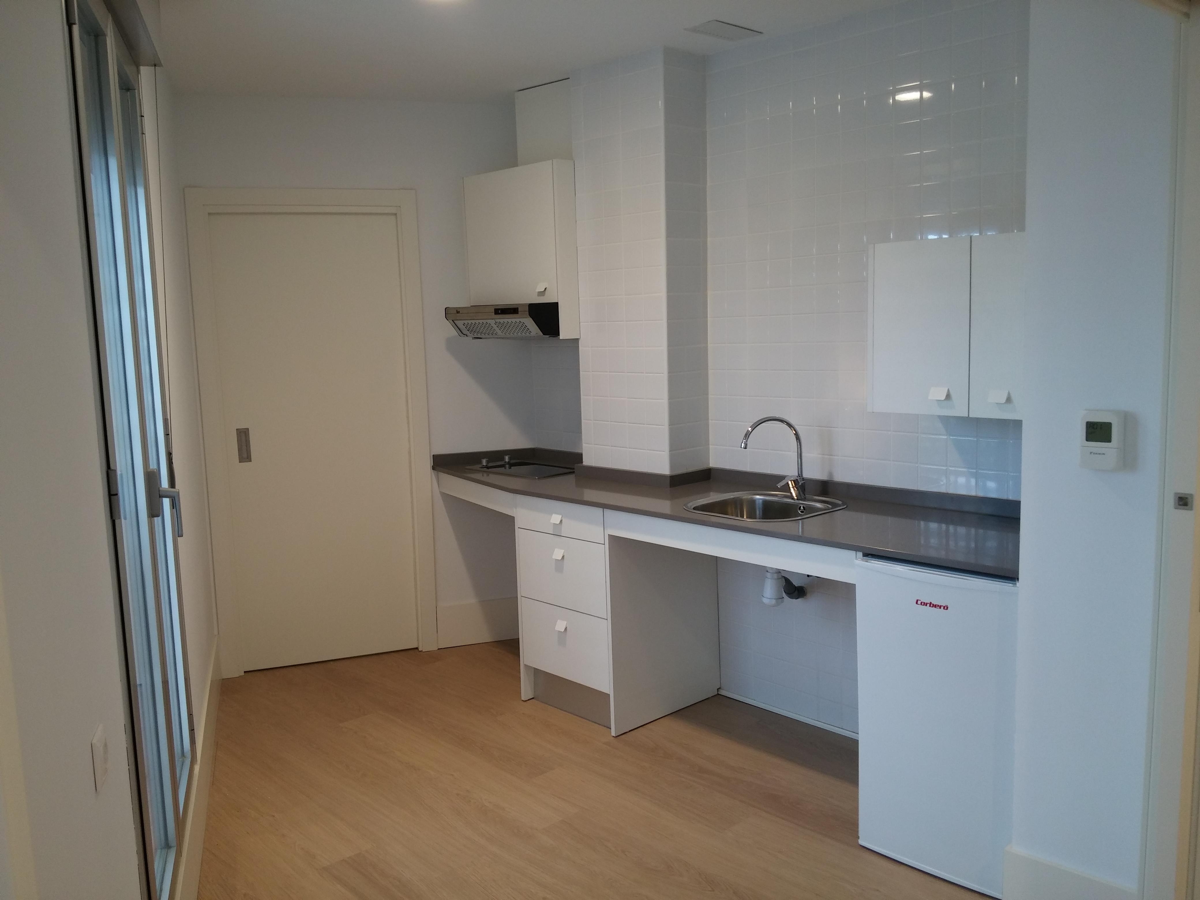 Apartamento Adaptado - Cocina
