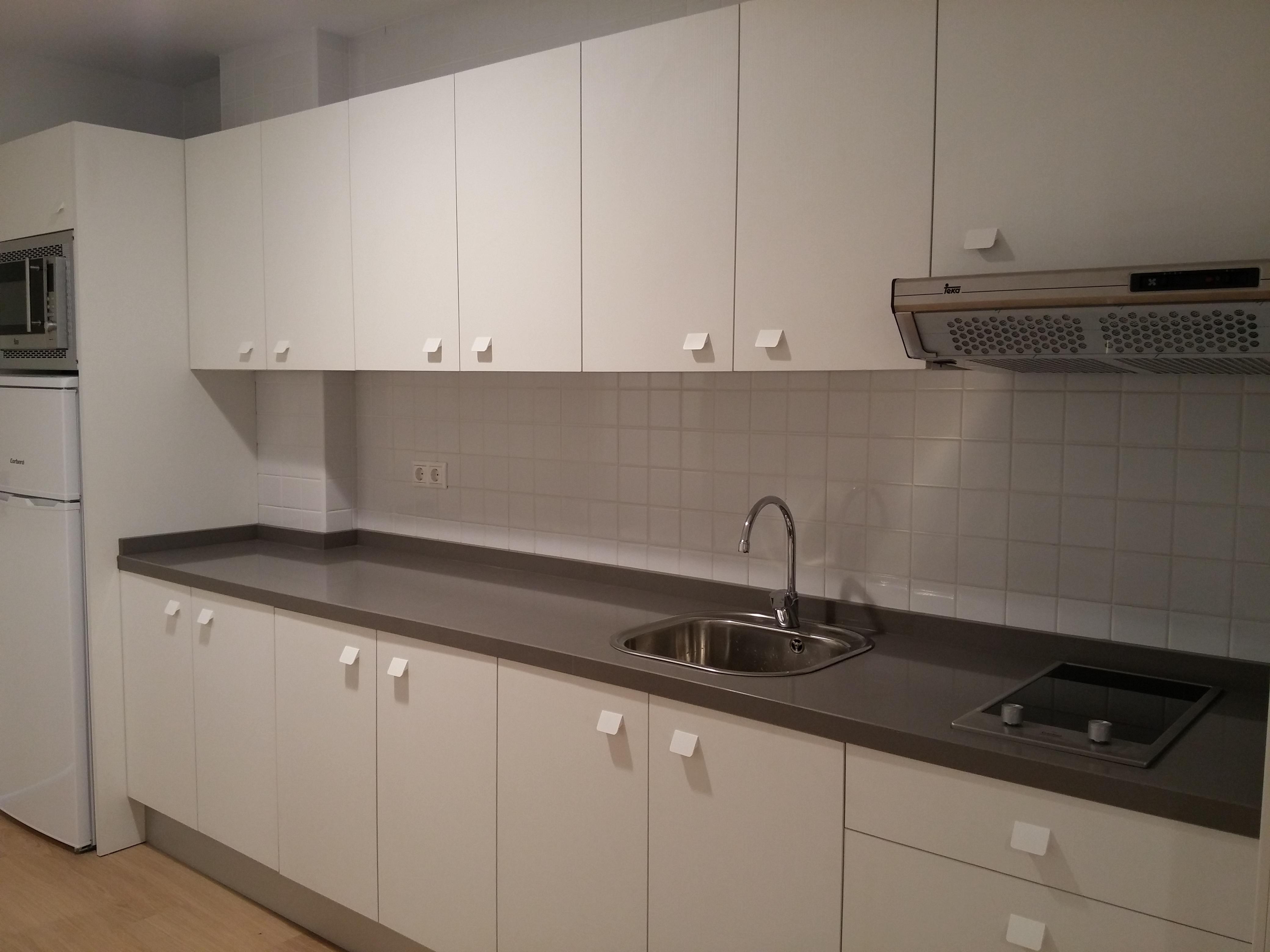 Apartamento Doble - Cocina