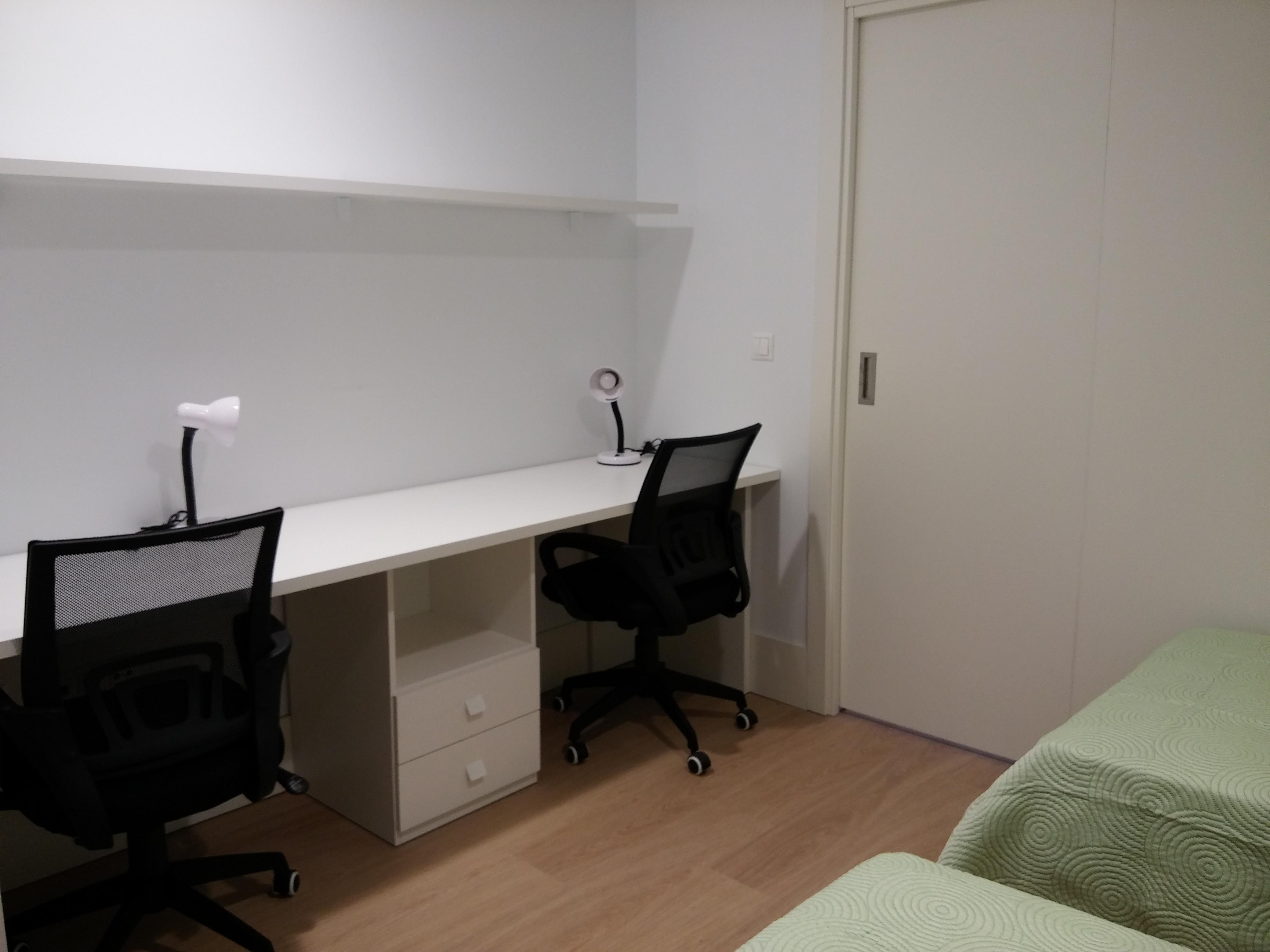 Apartamento Doble - Dormitorio