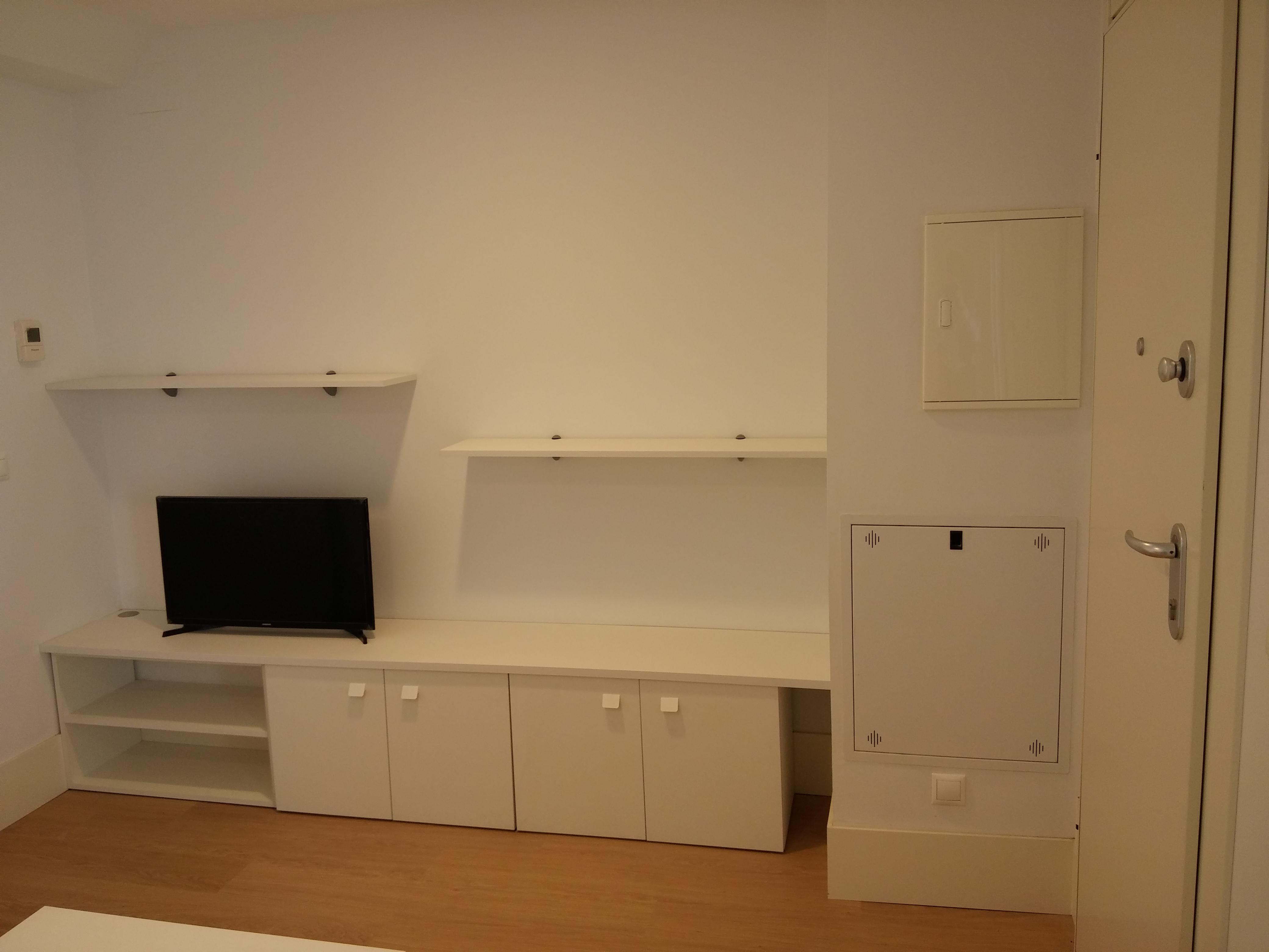 Apartamento Doble - Entrada