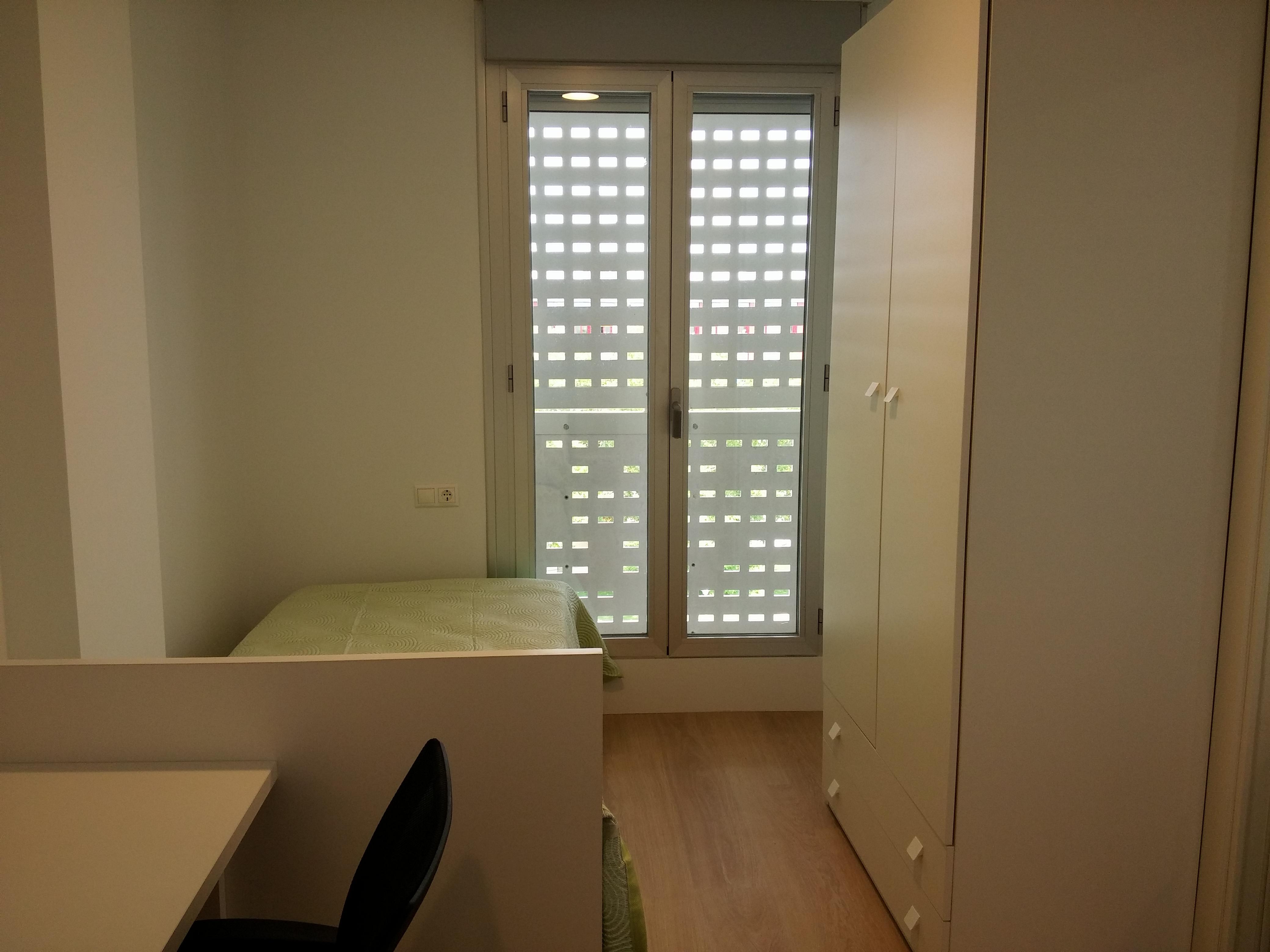 Apartamento Individual - Dormitorio