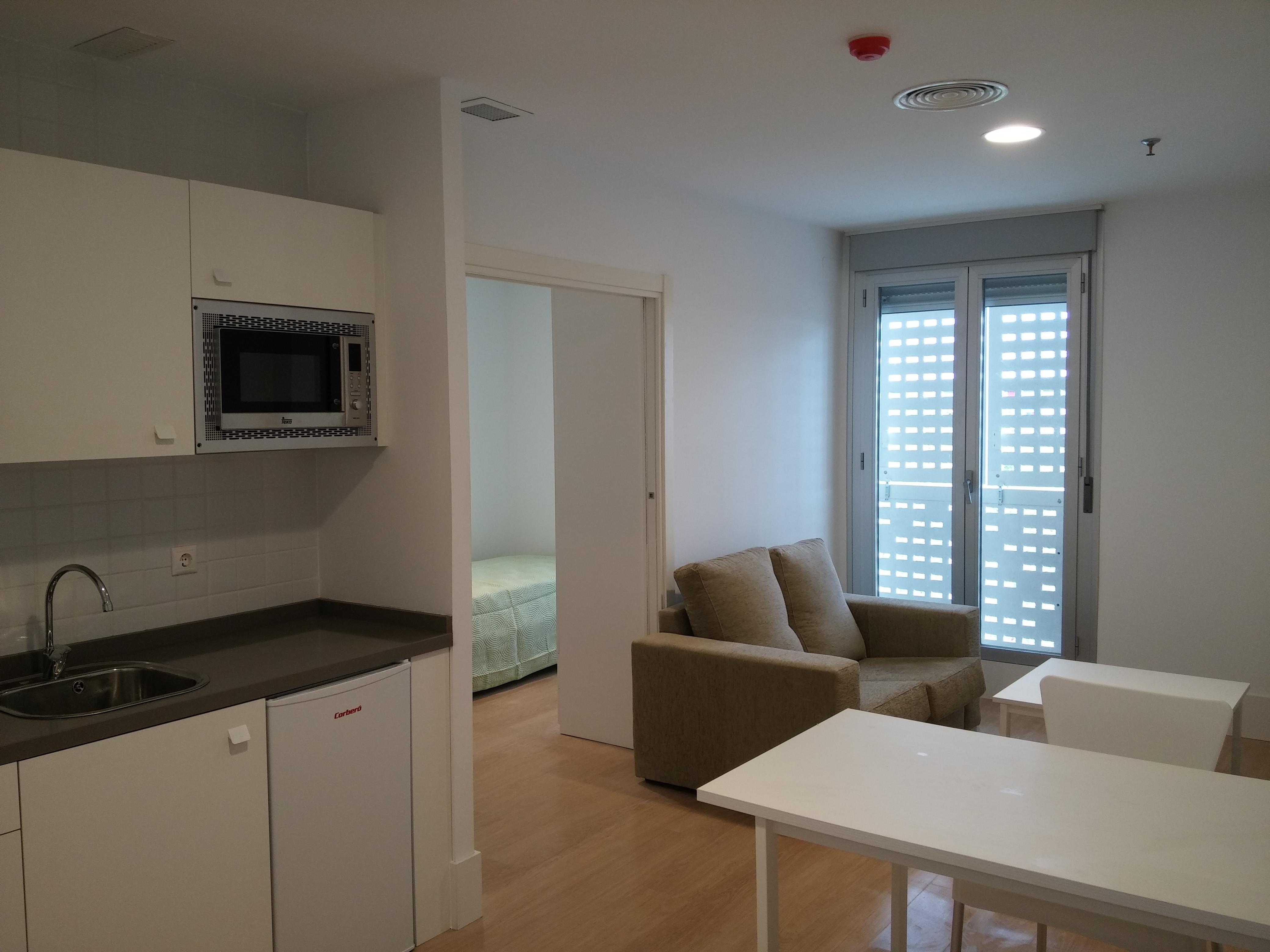 Apartamento Individual - Entrada
