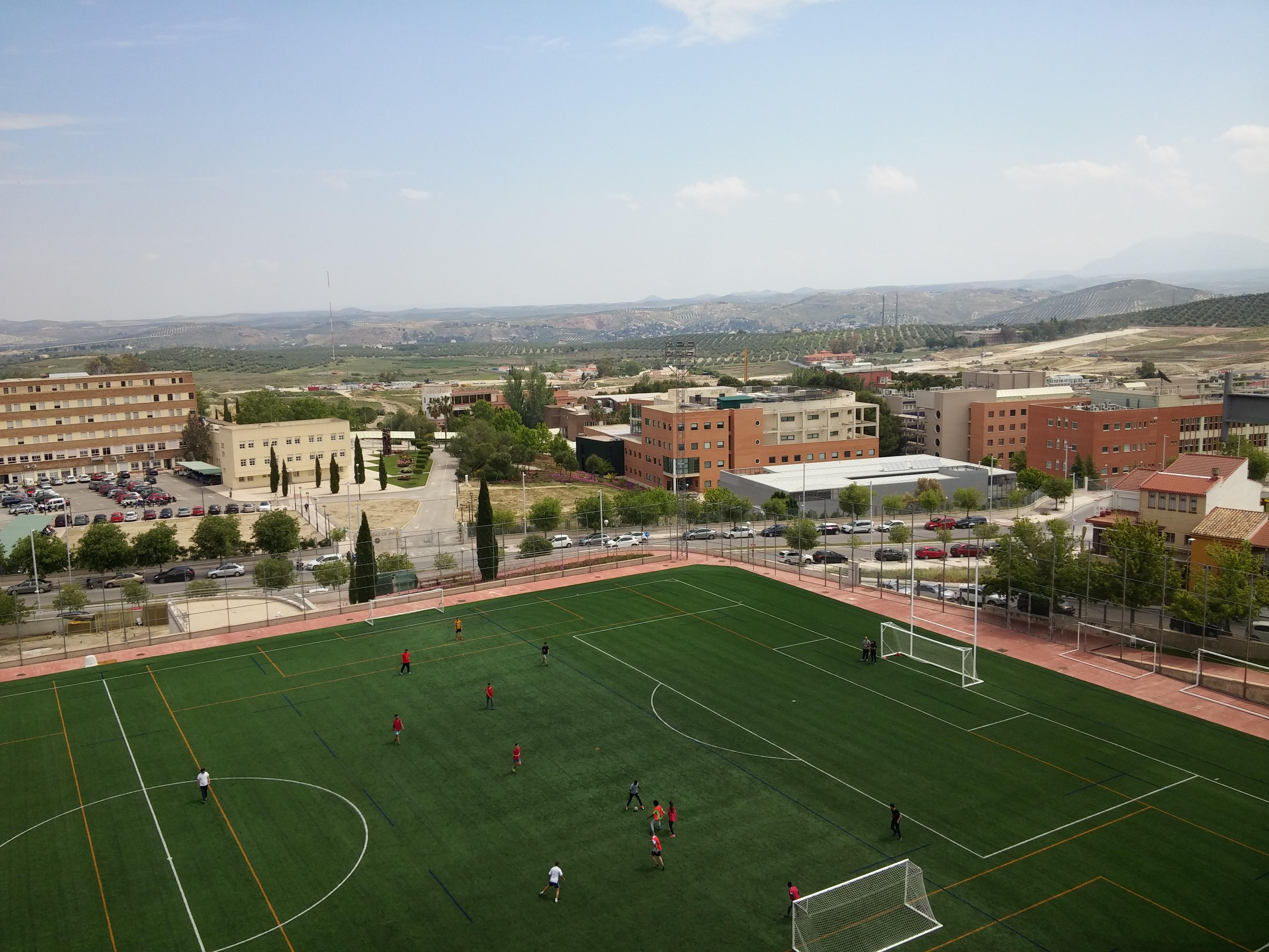 Colegio Mayor - Campo de Fútbol