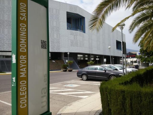 Colegio Mayor - Exteriores (1)