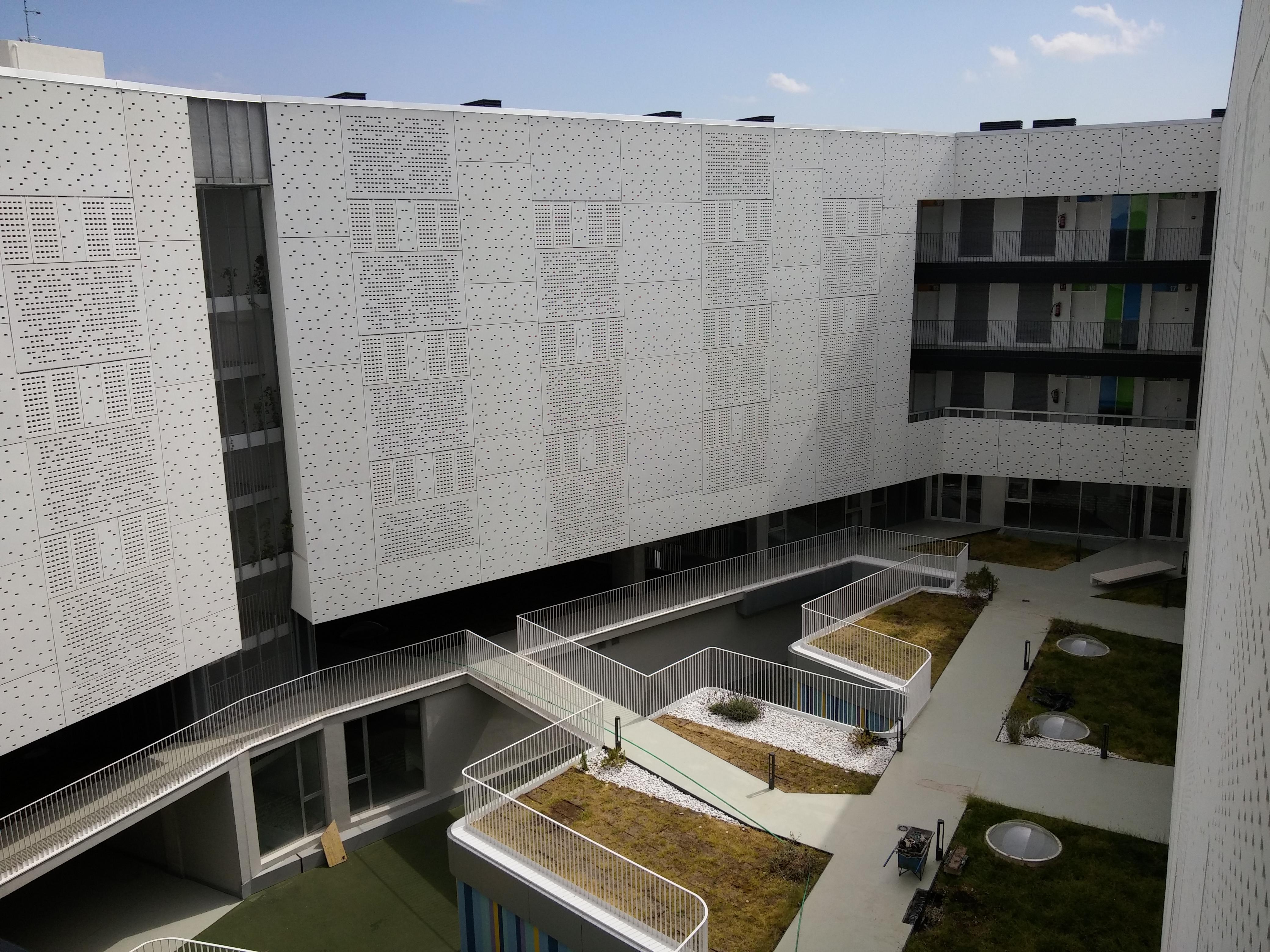 Colegio Mayor - Exteriores (2)