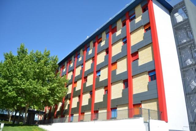 Colegio Mayor - Fachada